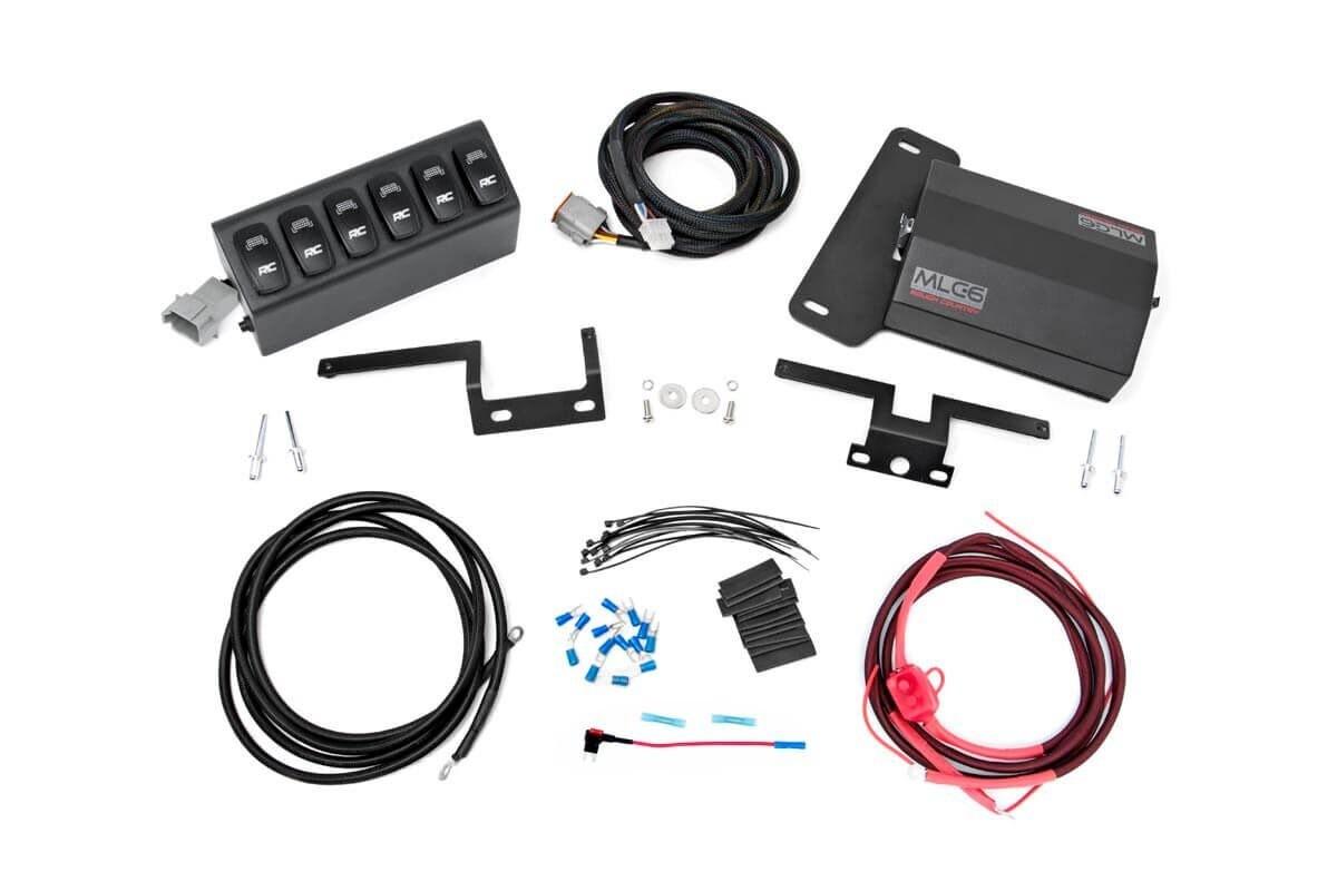 MLC-6 Multiple Light Controller [70959]