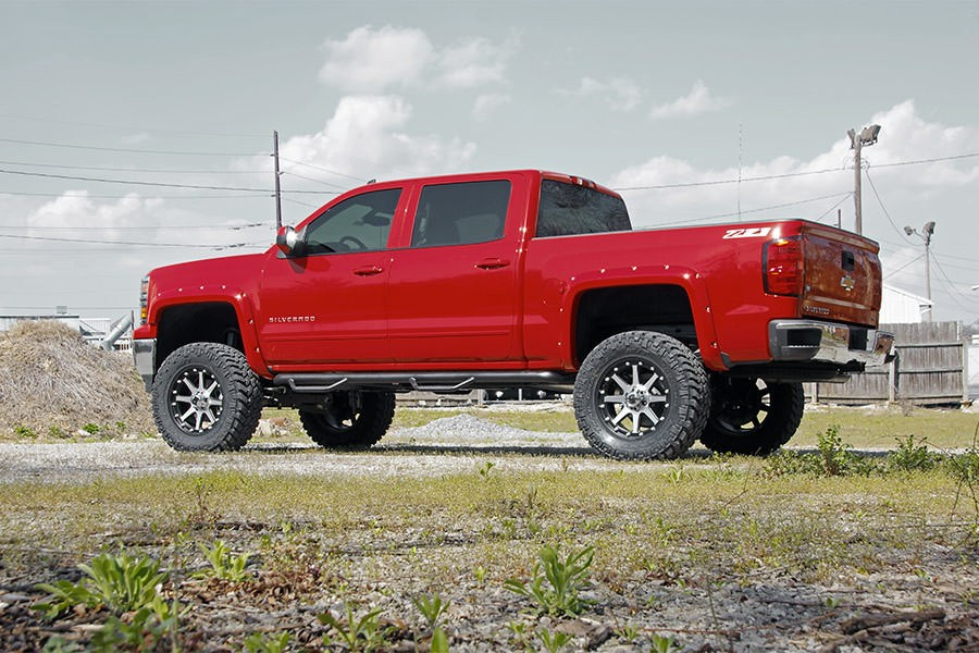 2015 Chevy Silverado 4 Inch Lift 2017 2018 Best Cars
